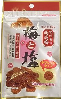 マルヤマ食品 梅と塩 7g×10袋