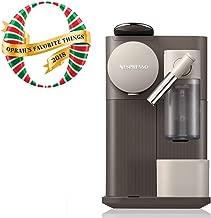Nespresso by De'Longhi EN500BW Lattissima One Original Espresso Machine with Milk Frother by De'Longhi, Warm Slate