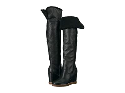 Dolce Vita Perly (Black Leather) Women