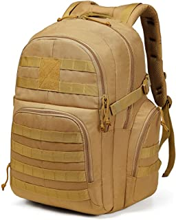 Colisal Tactical Backpack 40L Molle Backpack for Mens Military Rucksack Assault Backpack For Hiking Trekking Travel Daypac...