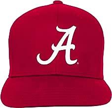 OuterStuff NCAA Teen-Boys Team Flat Brim Snapback Hat