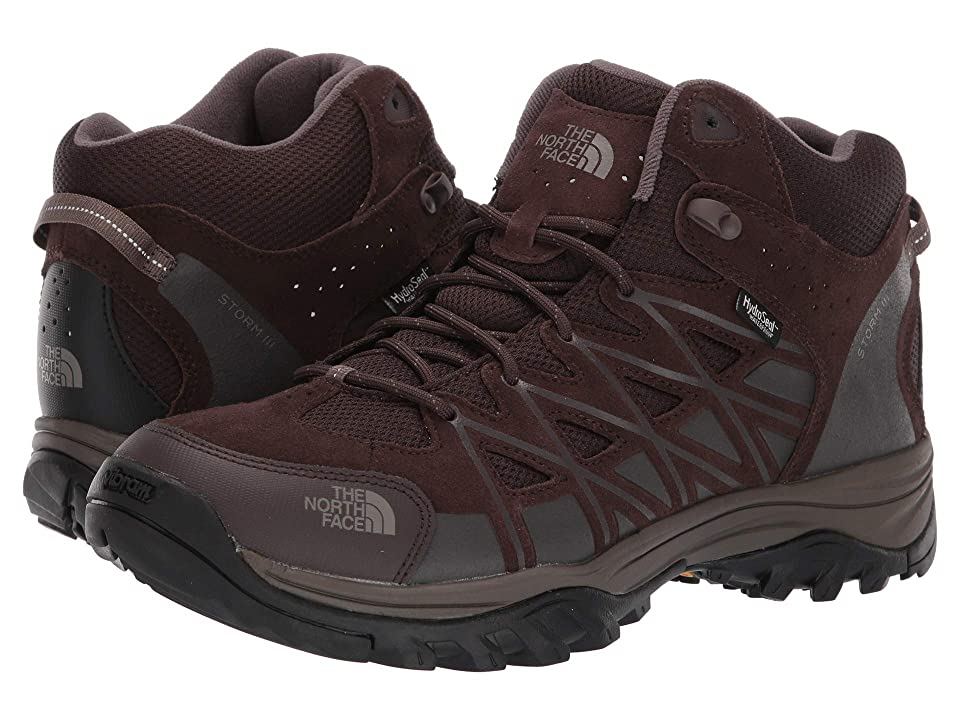 The North Face Storm III Mid WP (Coffee Brown/Shroom Brown) Men