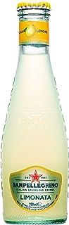 Sanpellegrino Italian Sparkling Drinks Limonata (Lemon), 24 x 200 mL