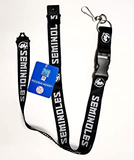 PSG INC Cincinnati Bengals Blackout Design Premium Lanyard 2-Sided Breakaway Clip Keychain Football
