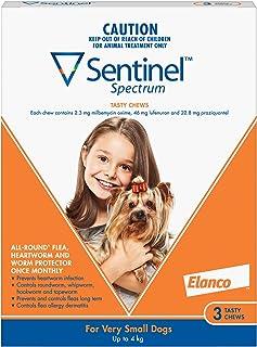 Sentinel Spectrum Very Small Brown - 3p