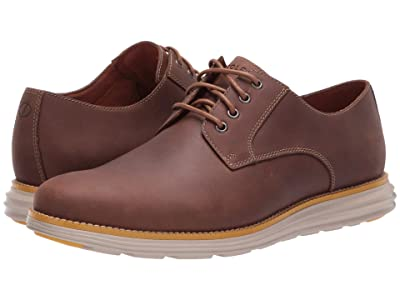 Cole Haan Original Grand Plain Toe Oxford (CH Dogwood/Cobblestone) Men