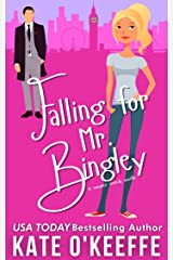 Falling for Mr. Bingley: A sweet and funny romantic comedy novella (Love Manor Romantic Comedy Book 4) Kindle Edition