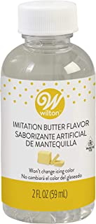 Wilton No-Color Butter Flavor, 2-Ounce