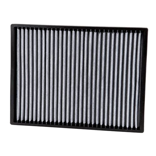 K&N Premium Cabin Air Filter: High Performance, Washable, Lasts for the Life of your Vehicle: Designed for Select 2000-2011 BUICK/CADILLAC/PONTIAC (Lucerne,LeSabre, DTS, DeVille, Bonnerville), VF3001