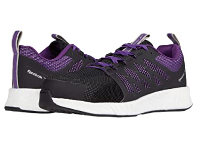 Reebok Work Fusion Flexweave Cage Composite Toe (Purple) Women