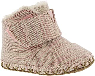 TOMS Kids Baby Girls Cuna (Infant/Toddler) Rose Cloud Twill Glimmer 1 M