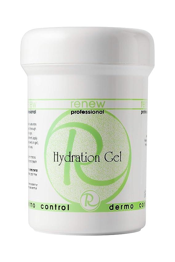 通路ドラマアイロニーRenew Dermo Control Hydration Gel 250ml