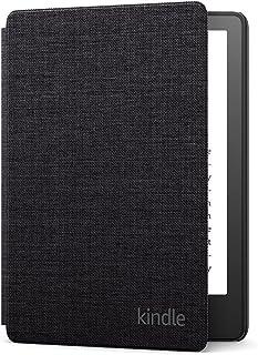 Étui en tissu pour Amazon Kindle Paperwhite   Compatible avec les appareils 11e génération (modèle 2021)   Noir