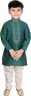 Desi Sarees Boys Asian Art Silk Kurta Pajama Salwar kameez 961