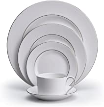 Vera Wang by Wedgwood Blanc Sur Blanc Five-Piece Place Setting