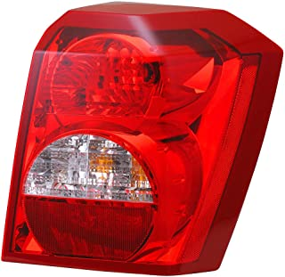 Outer Tail Light Replacement For Dodge Caliber Passenger Right Side Rh 2007 Taillamp Assembly