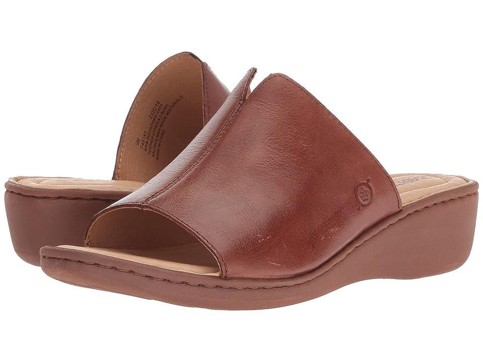 Born Bernt (Light Brown Full Grain Leather) Women