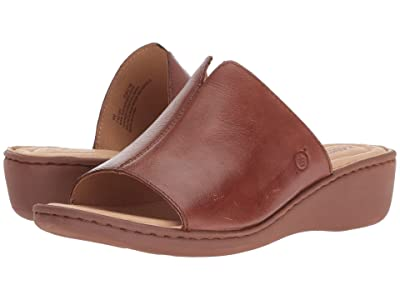 Born Bernt (Light Brown Full Grain Leather) Women