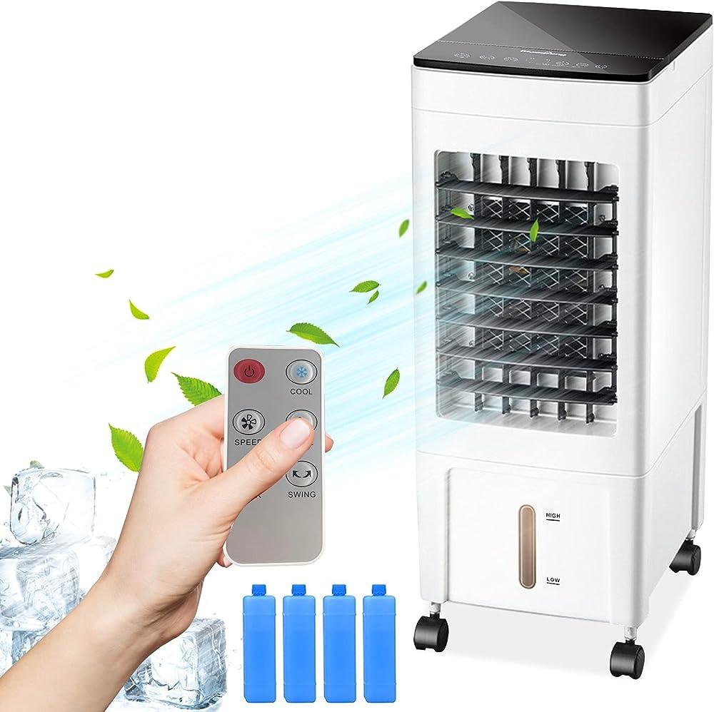 Victool, condizionatore d`aria portatile, design touch screen, 3 velocità Victoolm8h7z0bxuw