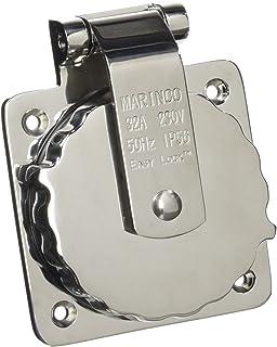 Marinco 32A 230V 易锁入口不锈钢