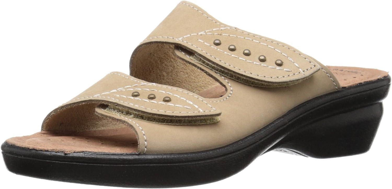 Flexus by Spring Step Womens Aterie Slide Sandal