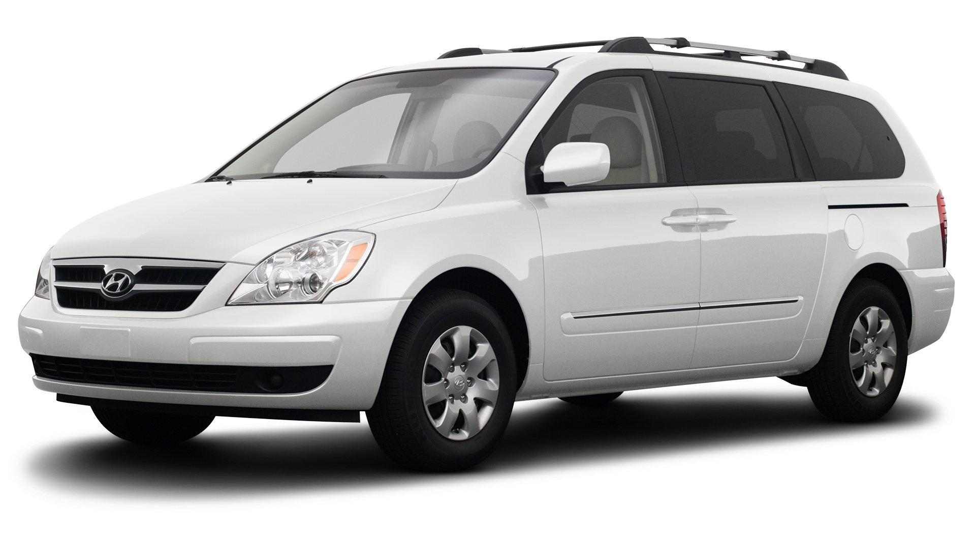... 2008 Hyundai Entourage GLS, 4-Door Wagon