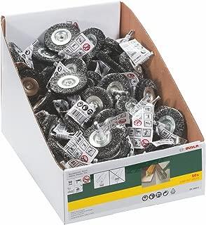 Bosch 2607017121 - Cepillo circular de alambre ondulado (50
