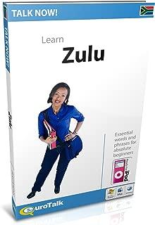 EuroTalk Interactive - Talk Now! Learn Zulu