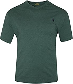 Polo Ralph Lauren Men's Classic Fit V-Neck T-Shirt Cotton