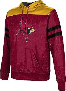 St. John Fisher College Men's Pullover Hoodie, School Spirit Sweatshirt (Gameday)