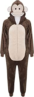 fluffy monkey onesie