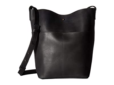 ABLE Selam Crossbody (Black) Cross Body Handbags