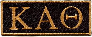 kappa alpha theta patch