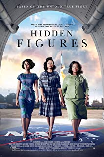 Posters USA Hidden Figures Movie Poster GLOSSY FINISH - FIL117 (24