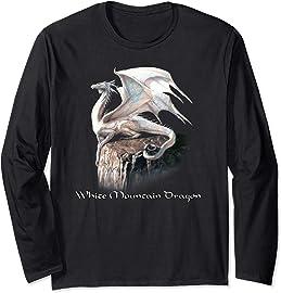 White Mountain Dragon T-shirt