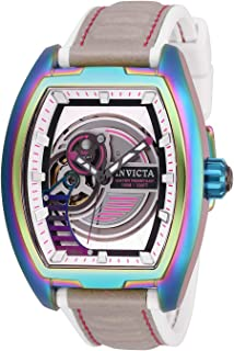 Invicta Men's Multi Color Dial Silicone Band Watch - IN-26891