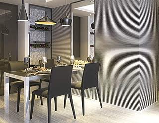 Best grey vertical striped wallpaper Reviews