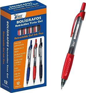 Kores 30210451 Bol/ígrafo rojo con tinta de gel