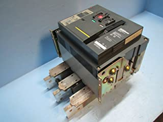 NEW Square D Masterpact NW30H 3000 Amp LSIG Breaker WL3HHG44C3CFFFXSCA NW 30 H A