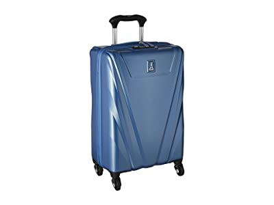 Travelpro 21 Maxlite(r) 5 Carry-On Hardside Spinner (Azure Blue) Luggage