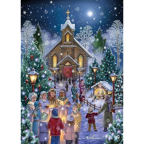 Felicitaciones Antiguas Navidad.Tarjetas Navidad Amazon Es