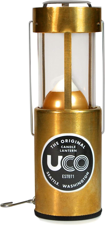 UCO Original Popular brand depot Collapsible Candle Lantern Brass Polished