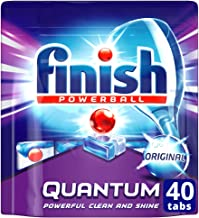 Finish Powerball Quantum Dishwasher Tablets, Original, 40 Pack
