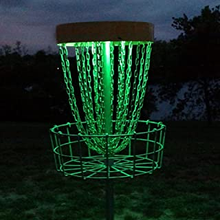 disc golf course equipment
