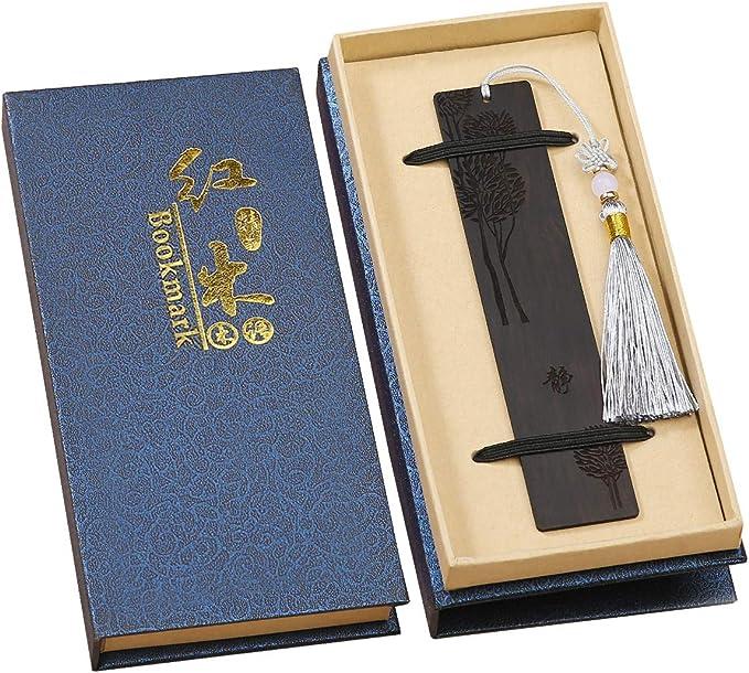 659 opinioni per Toirxarn Segnalibri in legno naturale splendidamente scolpiti, segnalibri in