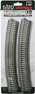 (På varje två LR) R730-22.5 HO HO mäter 2–242 unitrack PC kurva inflygningslinje (japansk import)