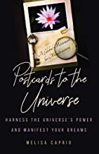 Postcards to the Universe: Harness the Universe's Power and Manifest Your Dreams (Blank Postcards for Art, for Fans of Law of Attraction, Manifesting, or The Secret) (English Edition)