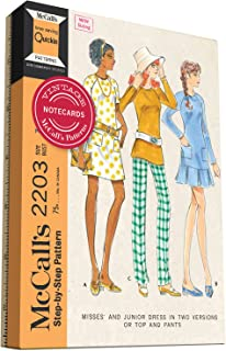 Vintage McCall's Patterns Notecards