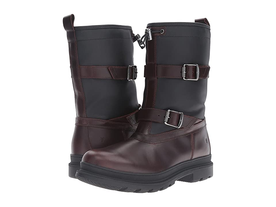 Frye Riley Trek (Dark Brown) Men