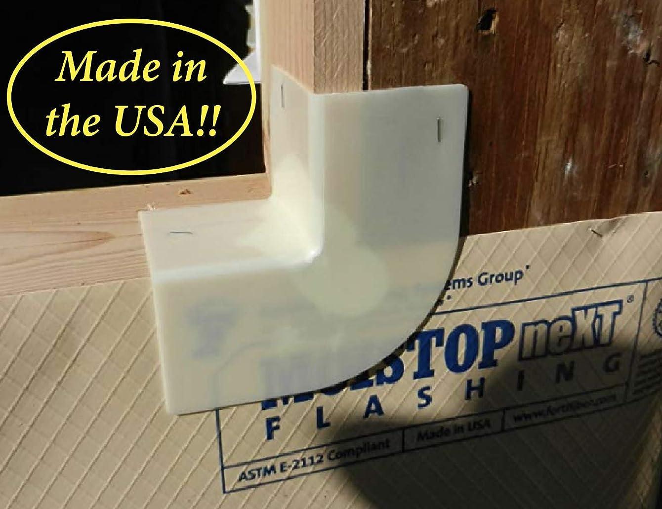 Lightning Flash Flashing Corners (Box of 20)